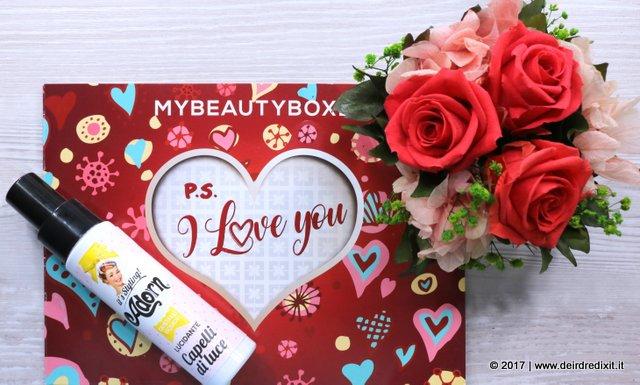 MyBeautyBox Gennaio 2017