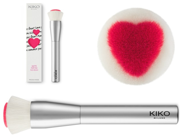Kiko matte for you brush