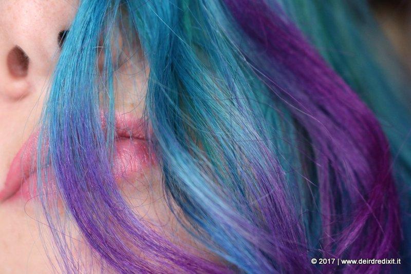 capelli da sirena