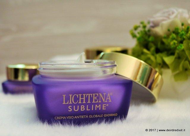 Lichtena Sublime Antietà Globale Crema Illuminante Giorno