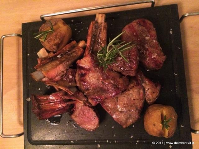 Degustazione alla Griglia Nordic Grill Milano