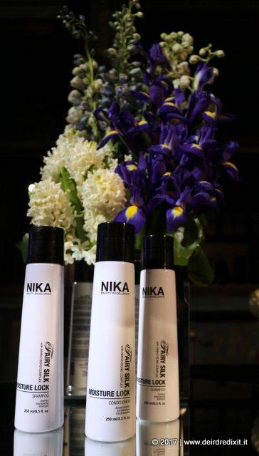 trattamento anticrespo Nika Fairy Silk