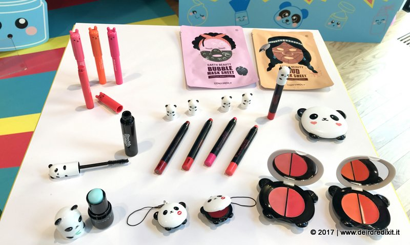 TonyMoly Panda 's collection