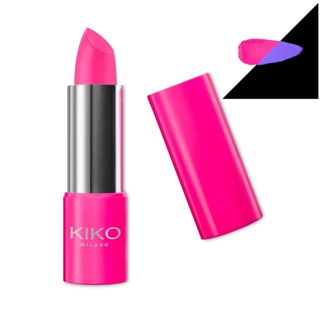 Kiko Active Fluo Lipstick 02