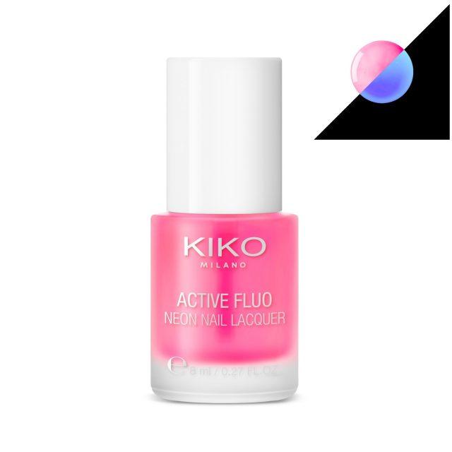 Kiko Active Fluo Top Coat