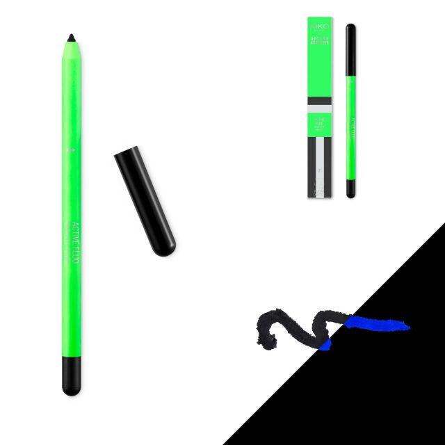 kiko active fluo eye pencil