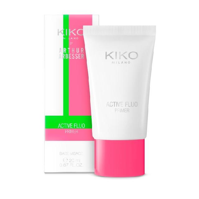 kiko active fluo primer