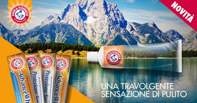 Arm & Hammer dentifricio