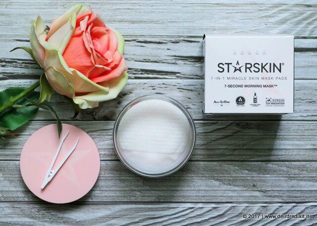 Starskin Morning Mask 7 second
