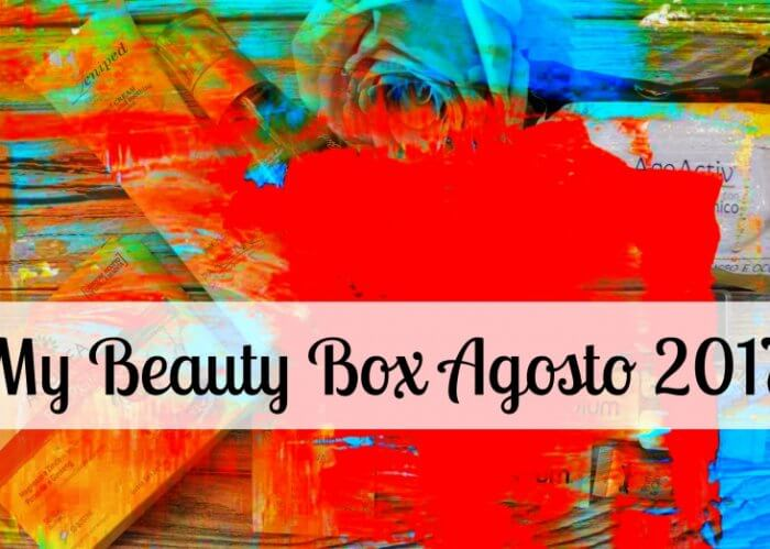 mybeautybox agosto 2017