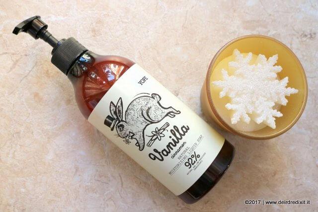 prodotti finiti Yope sapone liquido