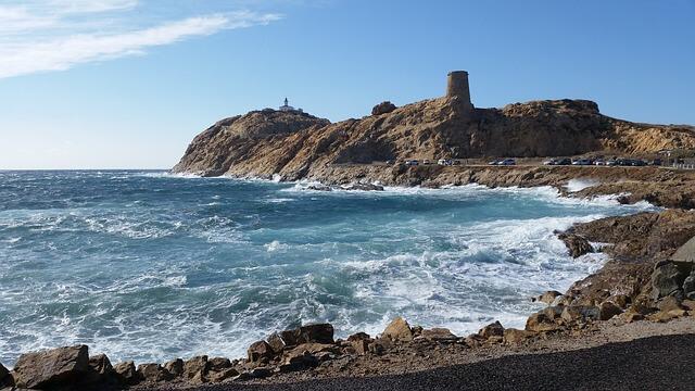 Corsica: Ile Rousse
