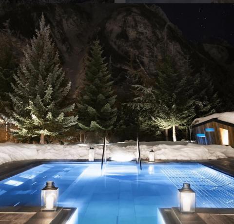 Spa Hotel Monte Bianco Pré Saint Didier