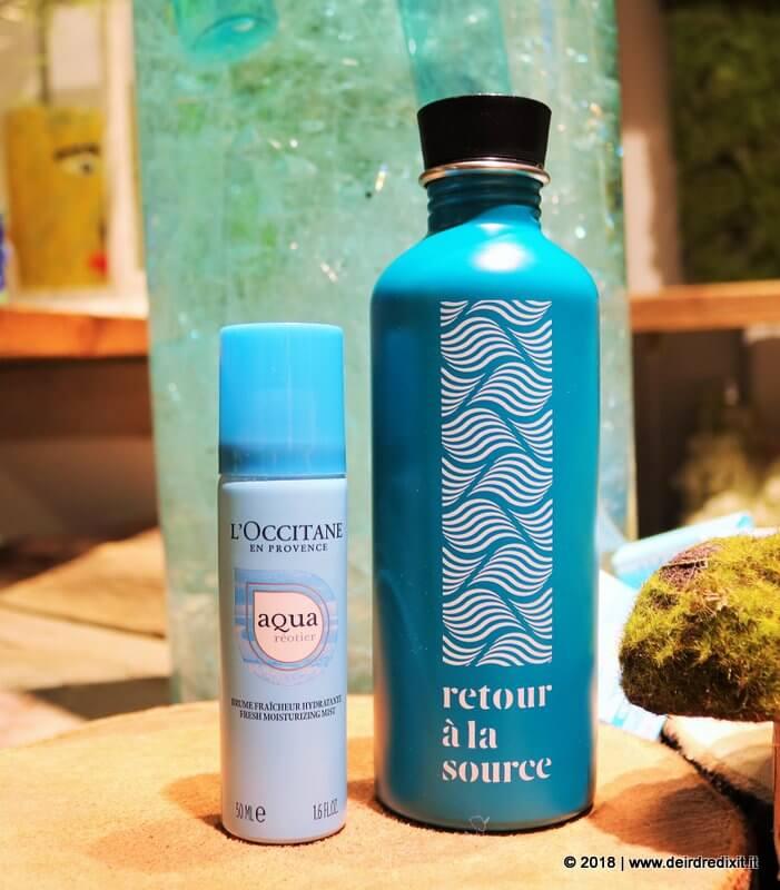 Occitane Aqua Reotier Bruma idratante