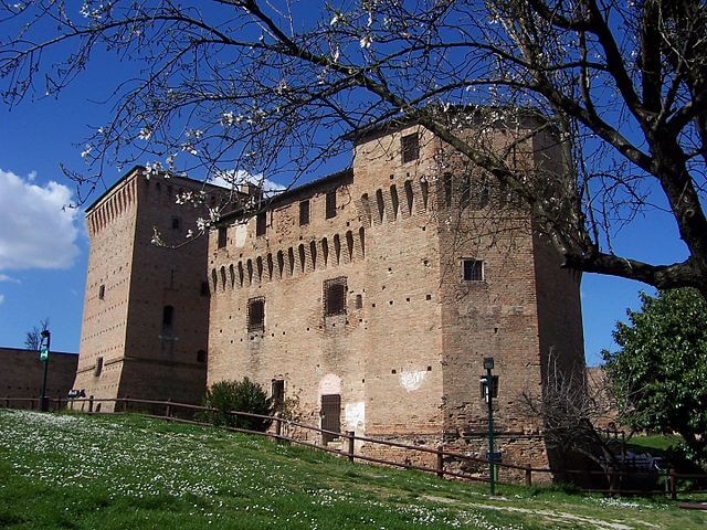 Castelli marchigiani Rocca Malatestiana