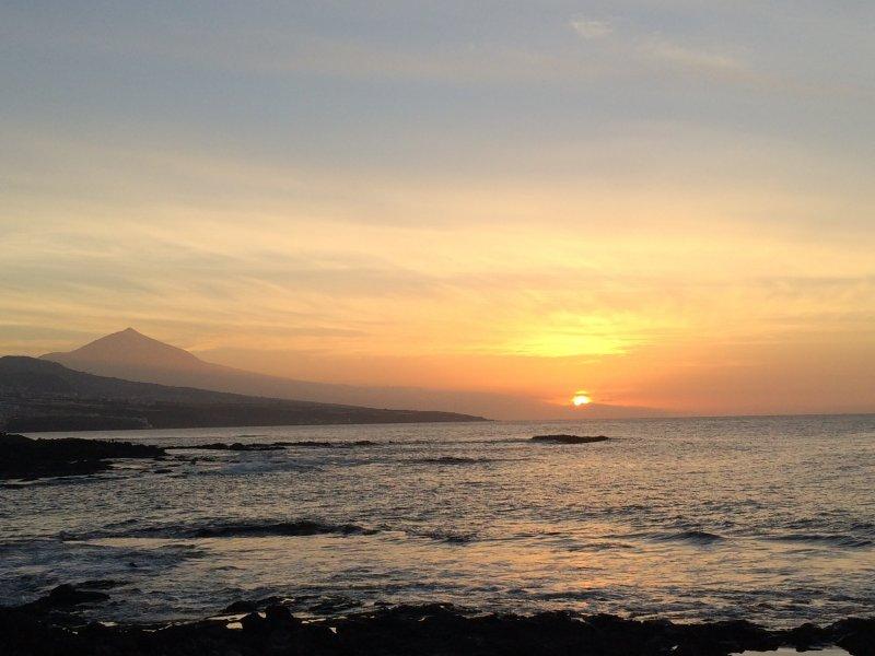 Tenerife - Tramonto