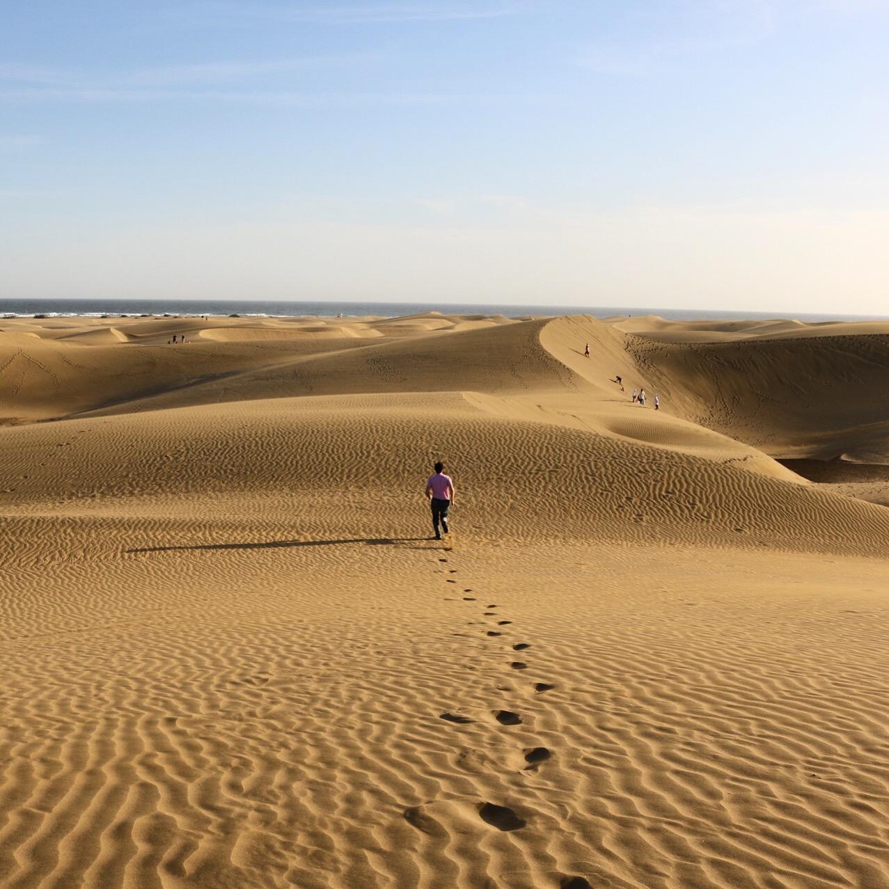 Gran Canaria - Dune di Maspalomas