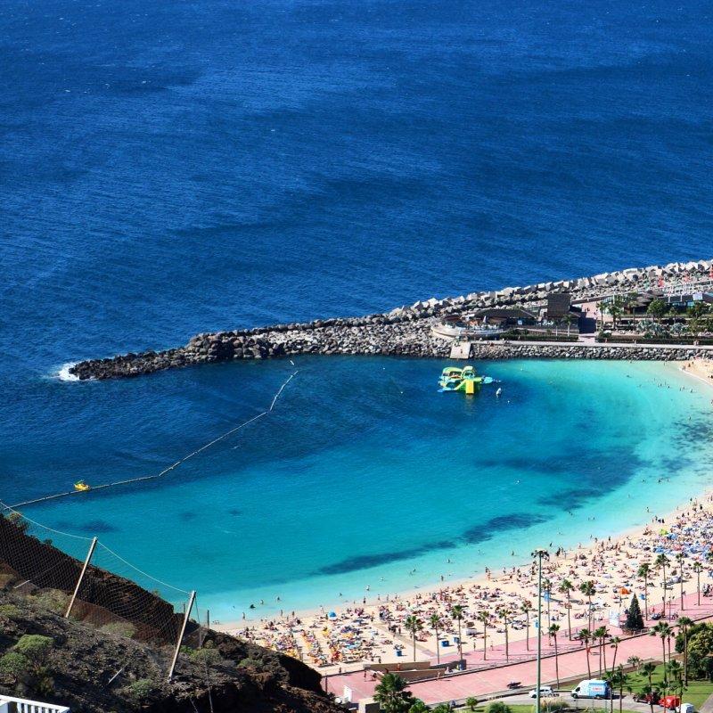 Gran Canaria - Playa Amadores