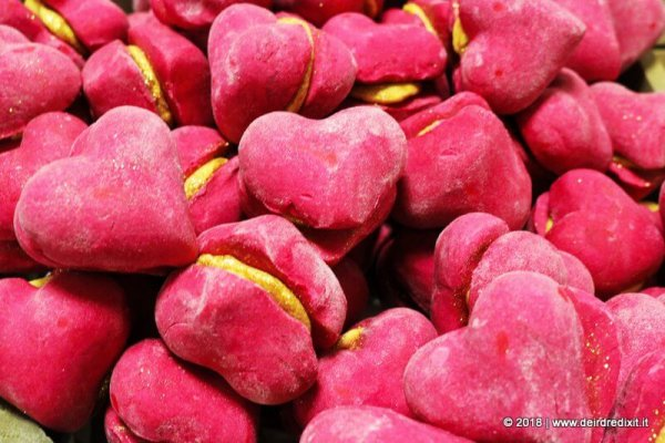 Lush san Valentino 2018 Whole Lotta Love