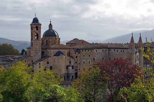 I più bei castelli marchigiani: Palazzo Ducale di Urbino