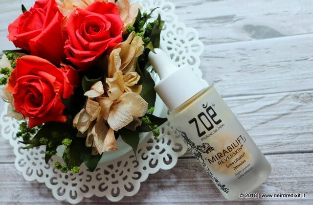 Zoe cosmetics Mirabilift