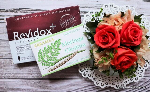 Revidox+ e Moringa Oleifera