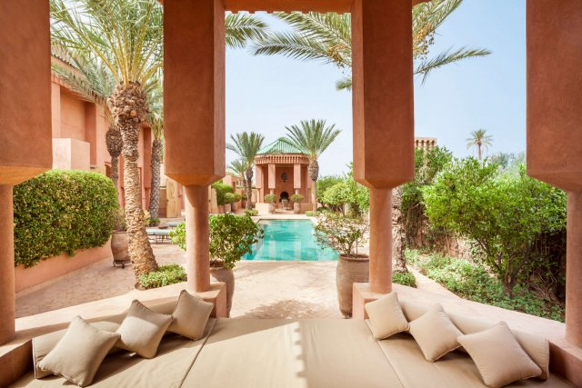 Marrakech Amanjena Luxury Hotel