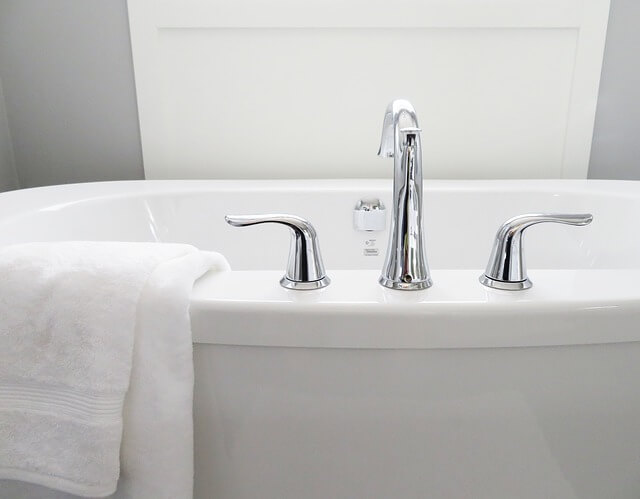 Vasca per bagno moderno
