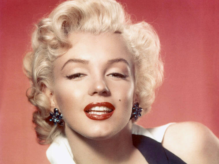 Acconciature anni 50: Marilyn Monroe