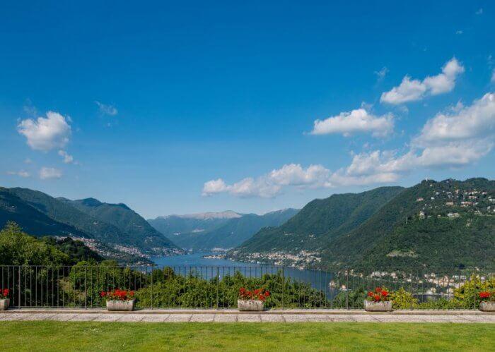 Vacanza di lusso Lago di como