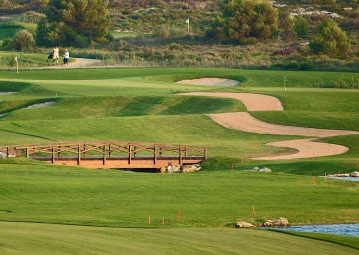 Giocare a golf nel salento acaya golf club