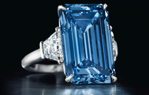 Oppenheimer Diamante Blu