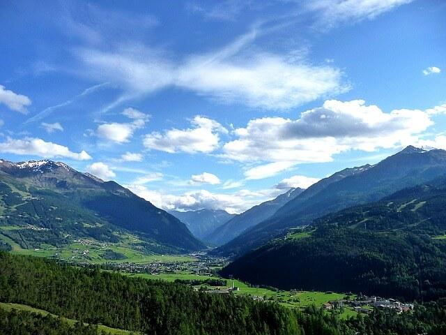 Montagna Ponte del 25 aprile
