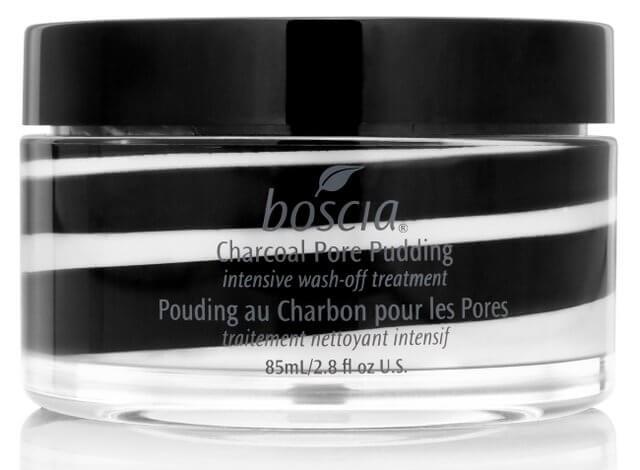 trattamenti opacizzanti Boscia_Charcoal Pore Pudding
