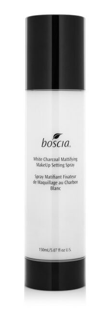 Opacizzanti viso Boscia_White Charcoal Mattifying Makeup Setting Spray