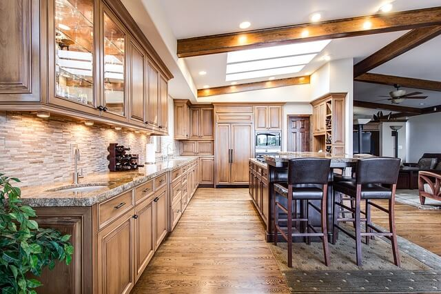 arredare cucina di lusso