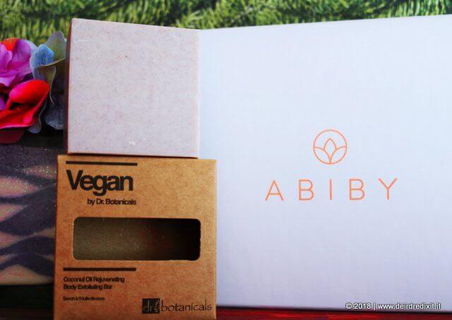 ABIBY BOX DR BOTANICALS BAR