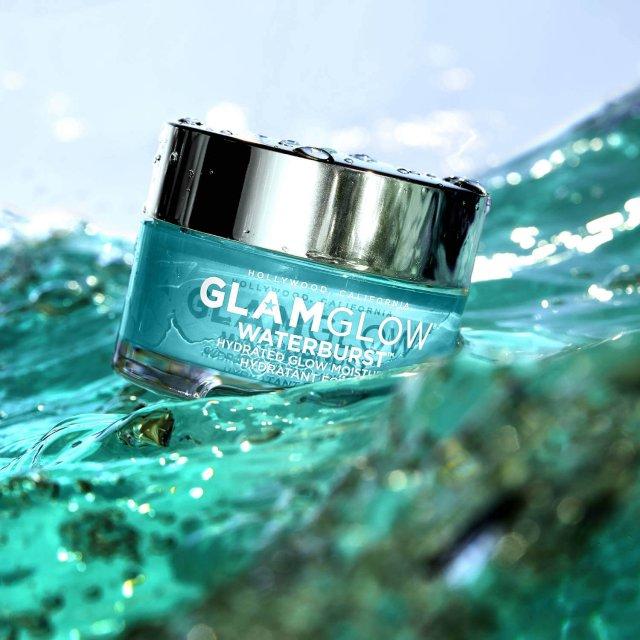 creme idratanti viso glamglow waterburst
