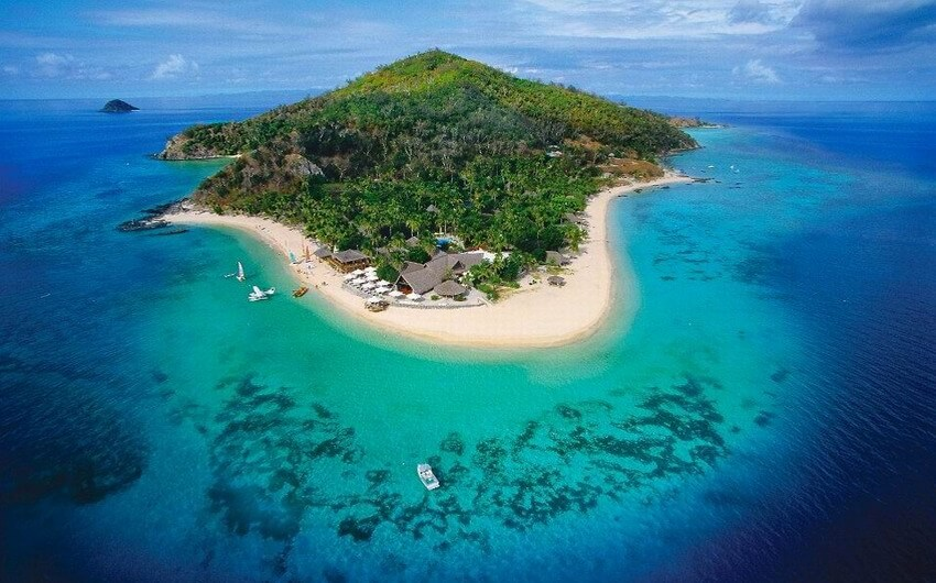 mamanuca isole fiji