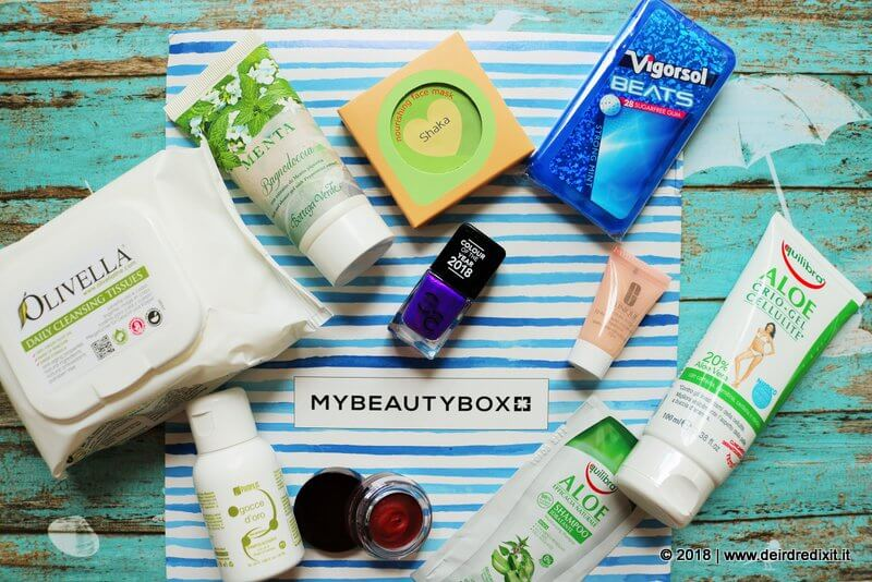 MyBeautyBox Luglio 2018 Full Moon Party