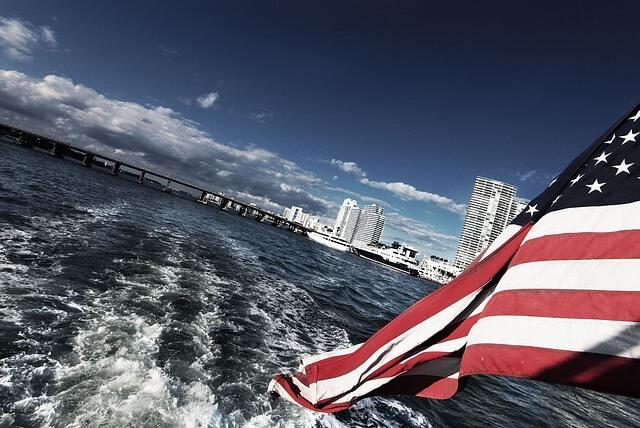 Esta Stati Uniti Miami mare