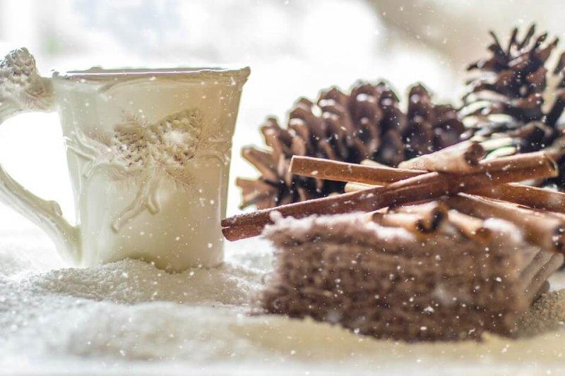 tè e infusi in inverno