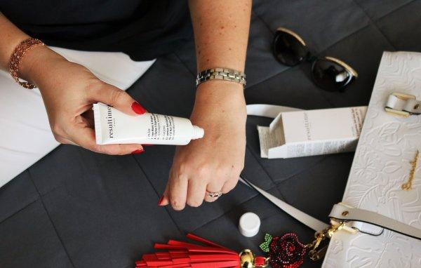Dettaglio resultime crema mani e unghie