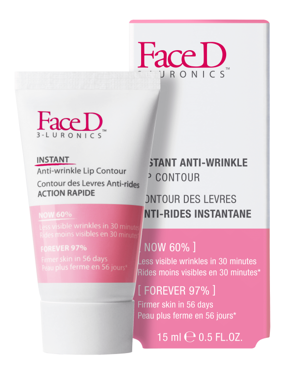 Face D Contorno Labbra Instant Anti wrinkle