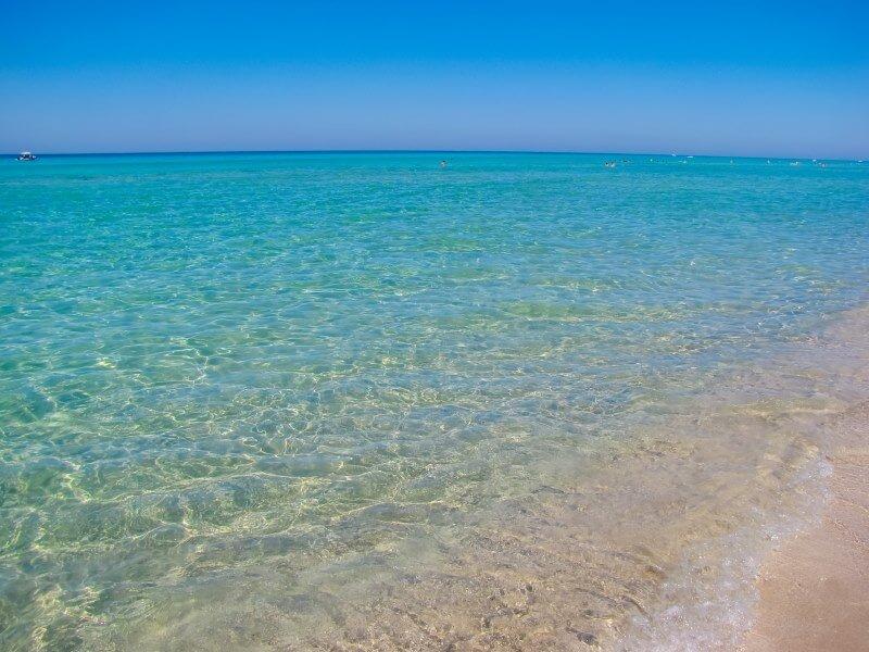 Spiaggia marina di ugento