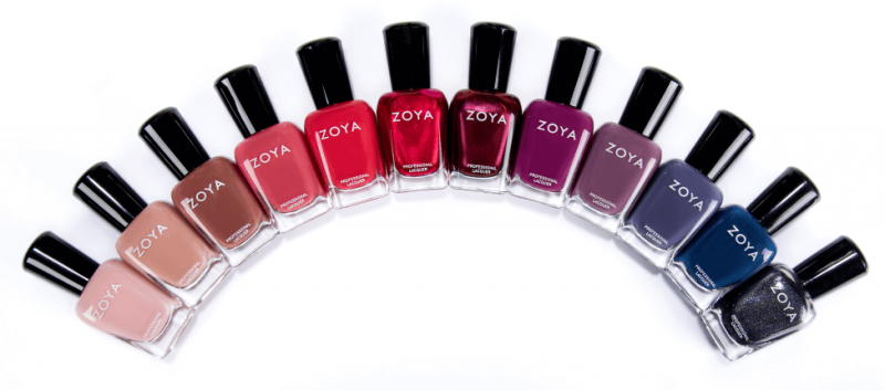 Smalti Zoya Sensual collection