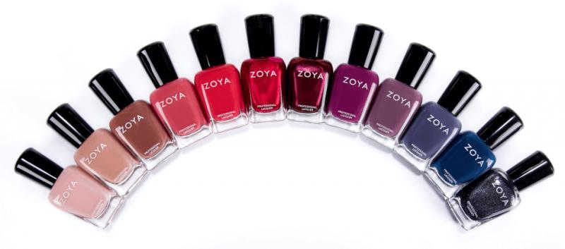 Smalti Zoya Sensual collection