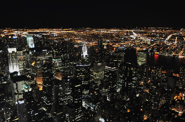 New york notte