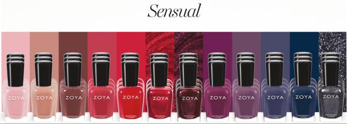 Zoya smalti sensual
